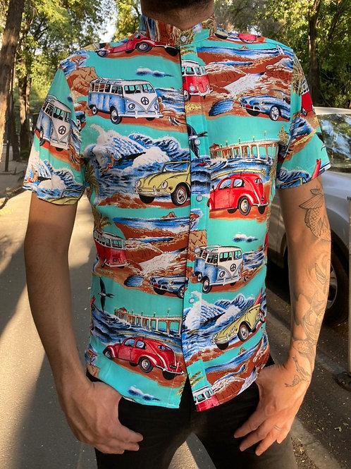 Camisa  Caballero Combis 90´s