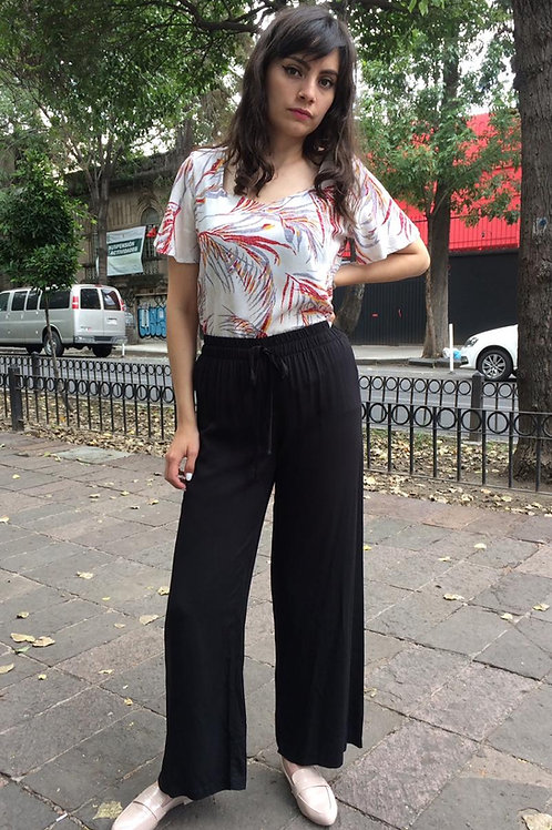 PANTALON FASHION LOVERS NEGRO