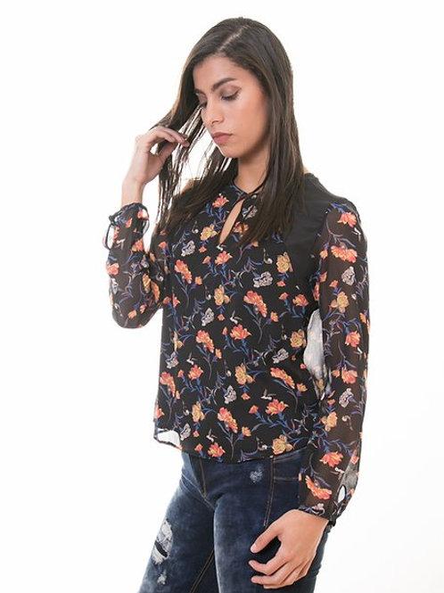 Blusa Flores