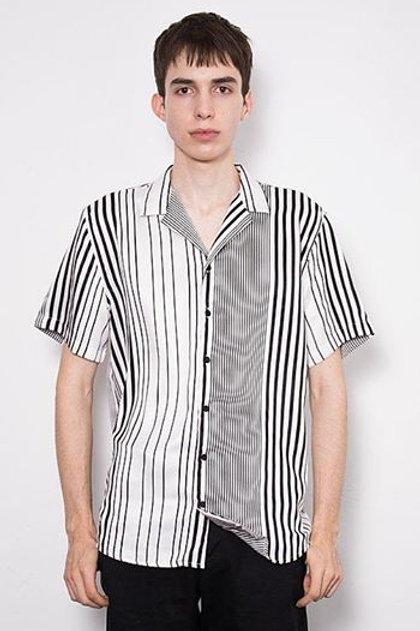 Camisa Hombre Lineas