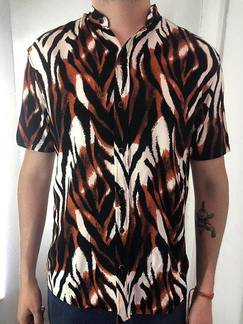 Camisa Caballero Tigre N