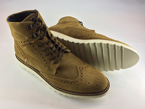 CALZADO CABALLERO BOTA COMPLETA 4600 Color: Bentley honey