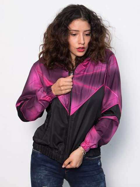 Track Jacket Mujer