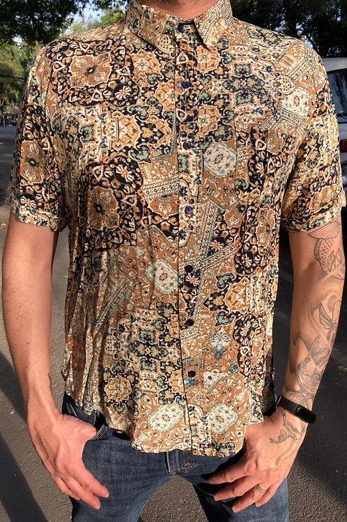 Camisa Caballero Vintage