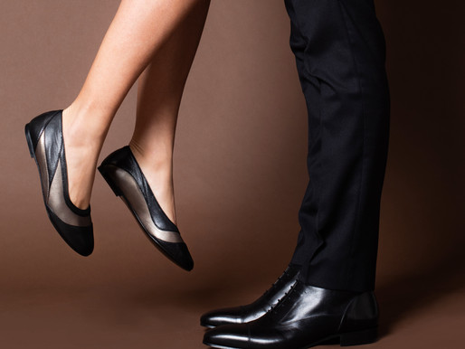 Love is in the air: 10 reasons why shoes are a great Valentine's gift.