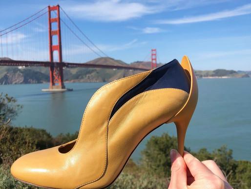 Elegnano at San Francisco Fashion Week