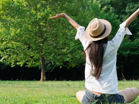 Le bonheur n'est pas un dû, il se cultive comme un jardin.