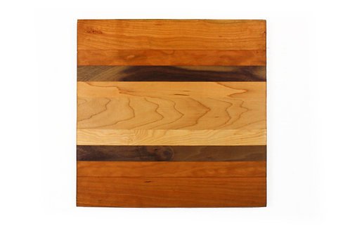 "5/8"" x 12"" x 12"" Traditional Cutting Boards"