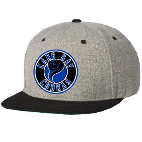 Grey Hat (CBHS Logo)