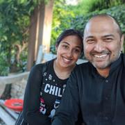 Neetha and Rana