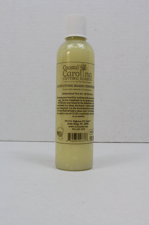 CCCBoard Cutting Board Conditioner - 8oz