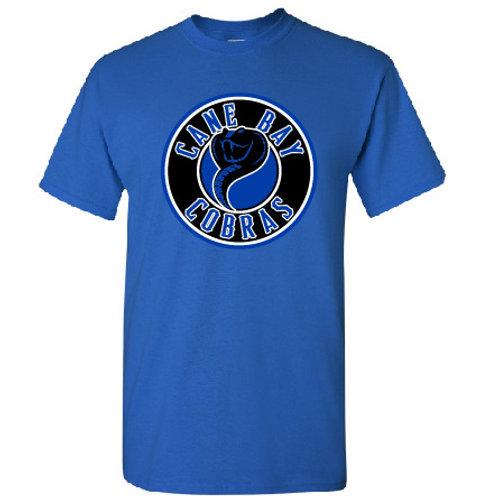 Crew Neck T-Shirt (Cobras)