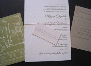 Environmental Invitation Set