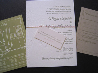 Environmental Invitation Set