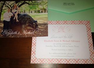 "A ""Sweet"" Mint Wedding"