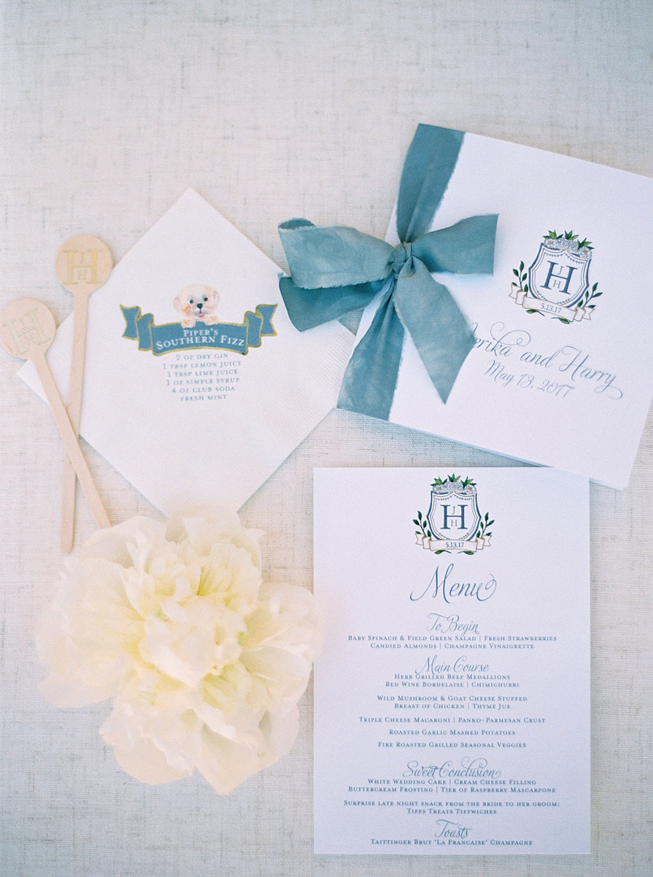 Graphic design, wedding invitation and stationery studio in Austin ...