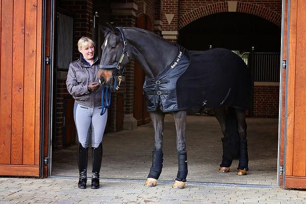 fiona bigwood anders dahl back on track sponsorship