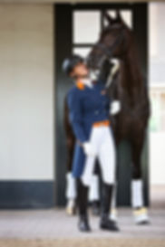 cavalry horse union jack olympia