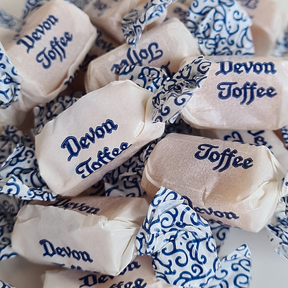 Sugar Free Devon Toffees 200g