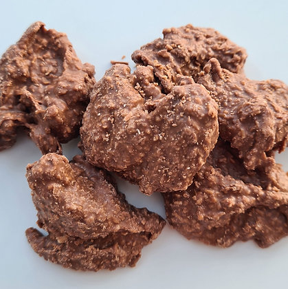 Chocolate Coconut Cluster 200g
