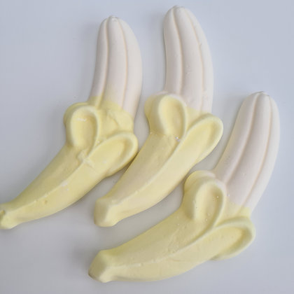 Foam Bananas x3