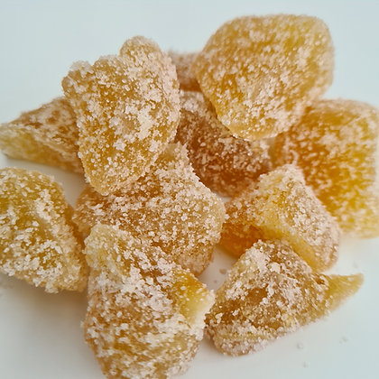 Crystallised Ginger 200g