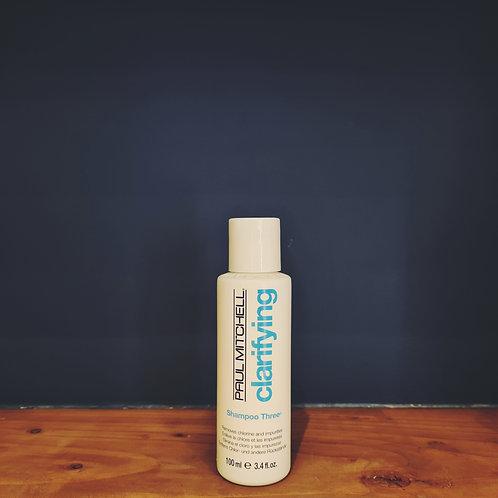 Shampoo Three 100ml