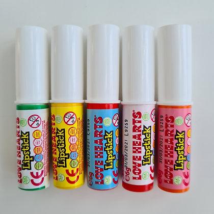 Love Hearts Lipstick x1