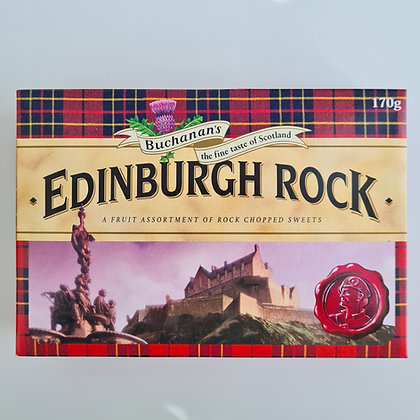 Buchanan's Edinburgh Rock