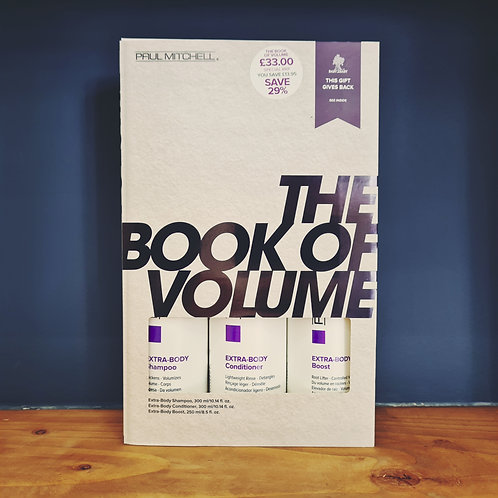 The Book of Volume