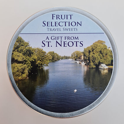 Fruit Selection Travel Sweets 200g