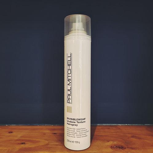 Invisiblewear Undone Texture Hairspray 228ml