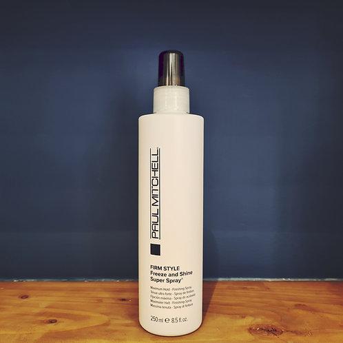 Freeze and Shine Super Spray 250ml