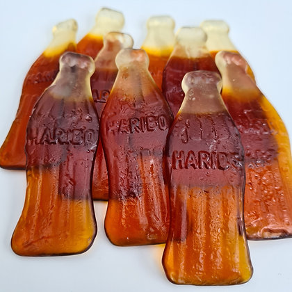 Haribo Giant Cola Bottles x10