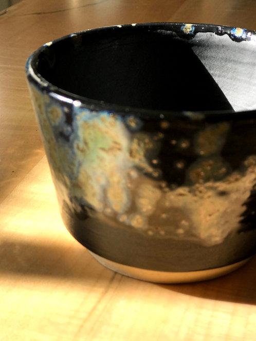 New moon series | wide tea cup