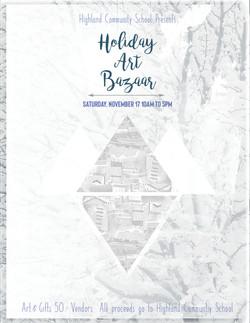 Winter Graphic | HCS Art Bazaaar