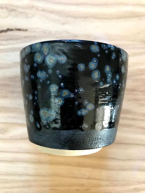 New moon series   small tea cup