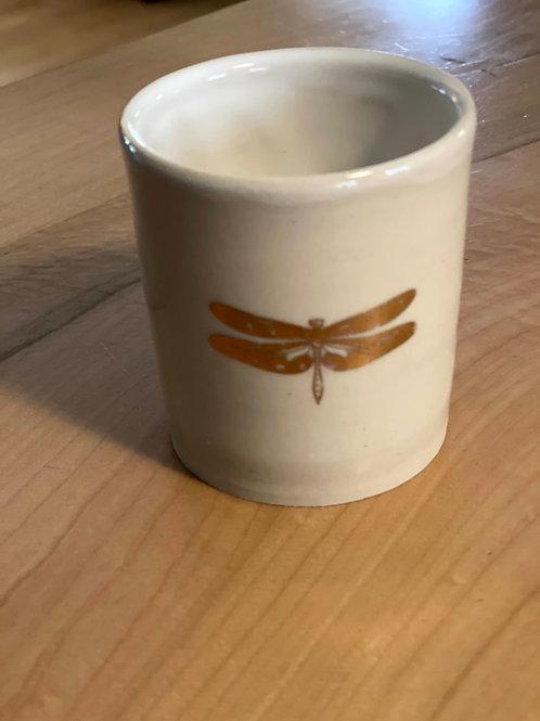 Dragonfly tumbler | narrow