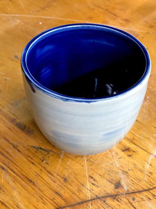 Celedon blue and sapphire | vase set
