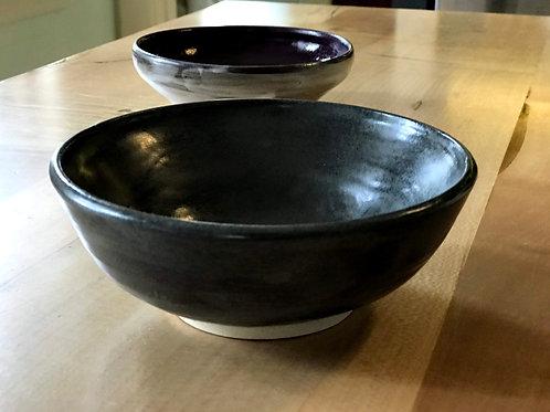 Steel shino bowl
