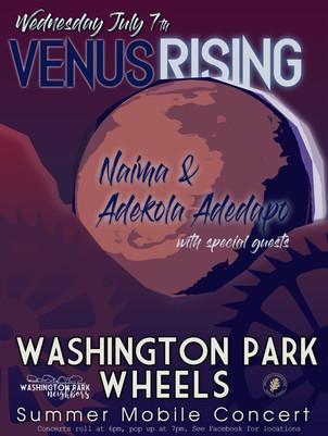 1. 2021 Venus July 7