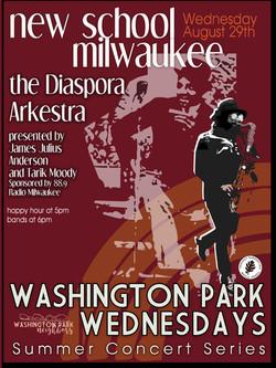 Washington Park Wednesdays