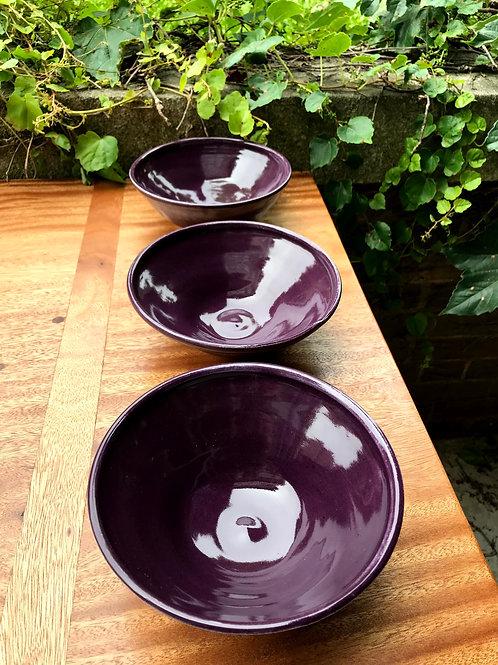 Mulberry bowl |  salad | soup