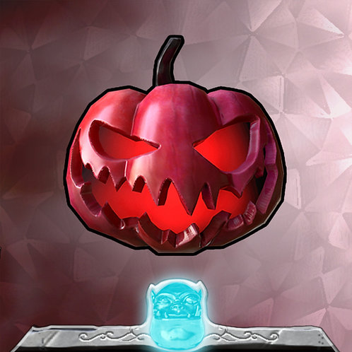 Red Pumpkin Limited Edition 999