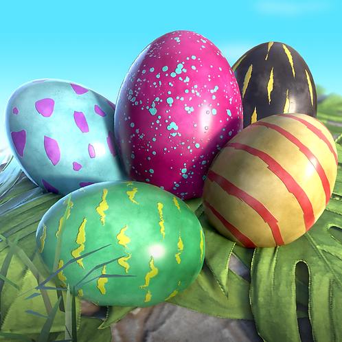 5 Ooogy Eggs