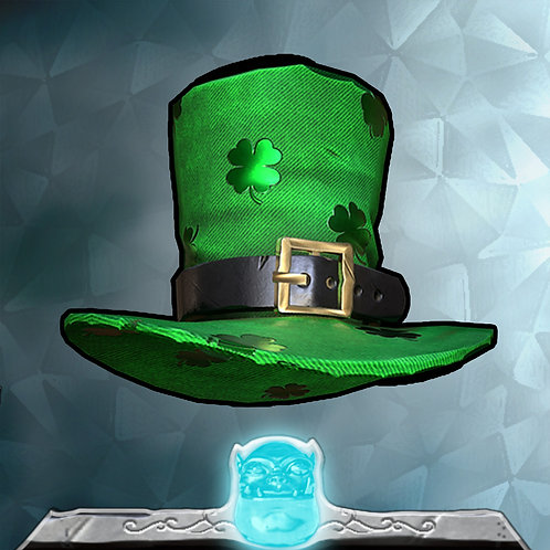 St Patrick's day hat - 1700 only