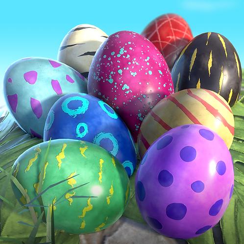 9 Ooogy Eggs