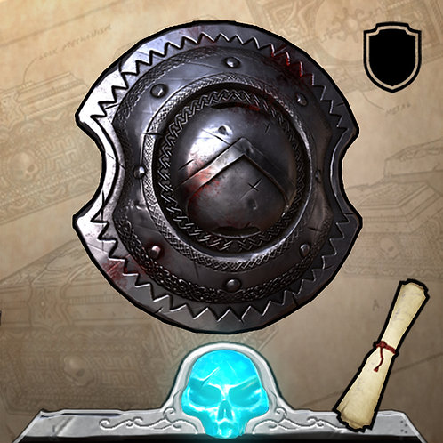 Spartacus Shield Limited Edition 150