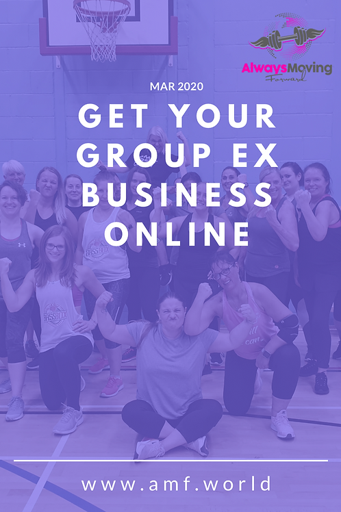 Get Your Group Ex Business Online