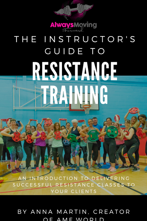 Instructor's Guide To Resistance Training - E-Book